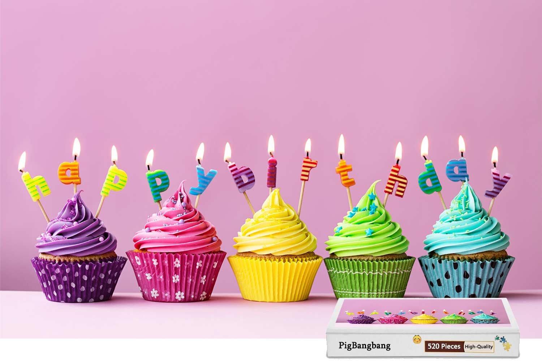 Fine Buy Pigbangbang Intellectiv Games Photomosaic Jigsaw Puzzle Birthday Cards Printable Nowaargucafe Filternl