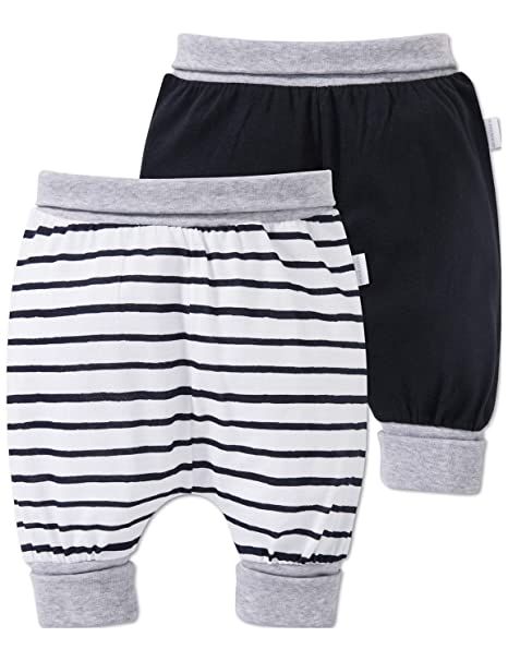 a34cda564 Schiesser Pantalones de Pijama (Pack de 2 para Bebés: Amazon.es: Ropa y  accesorios