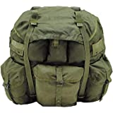 New Olive Drab Alice Pack Frame with OD Straps by Army Universe ... 48387df0112