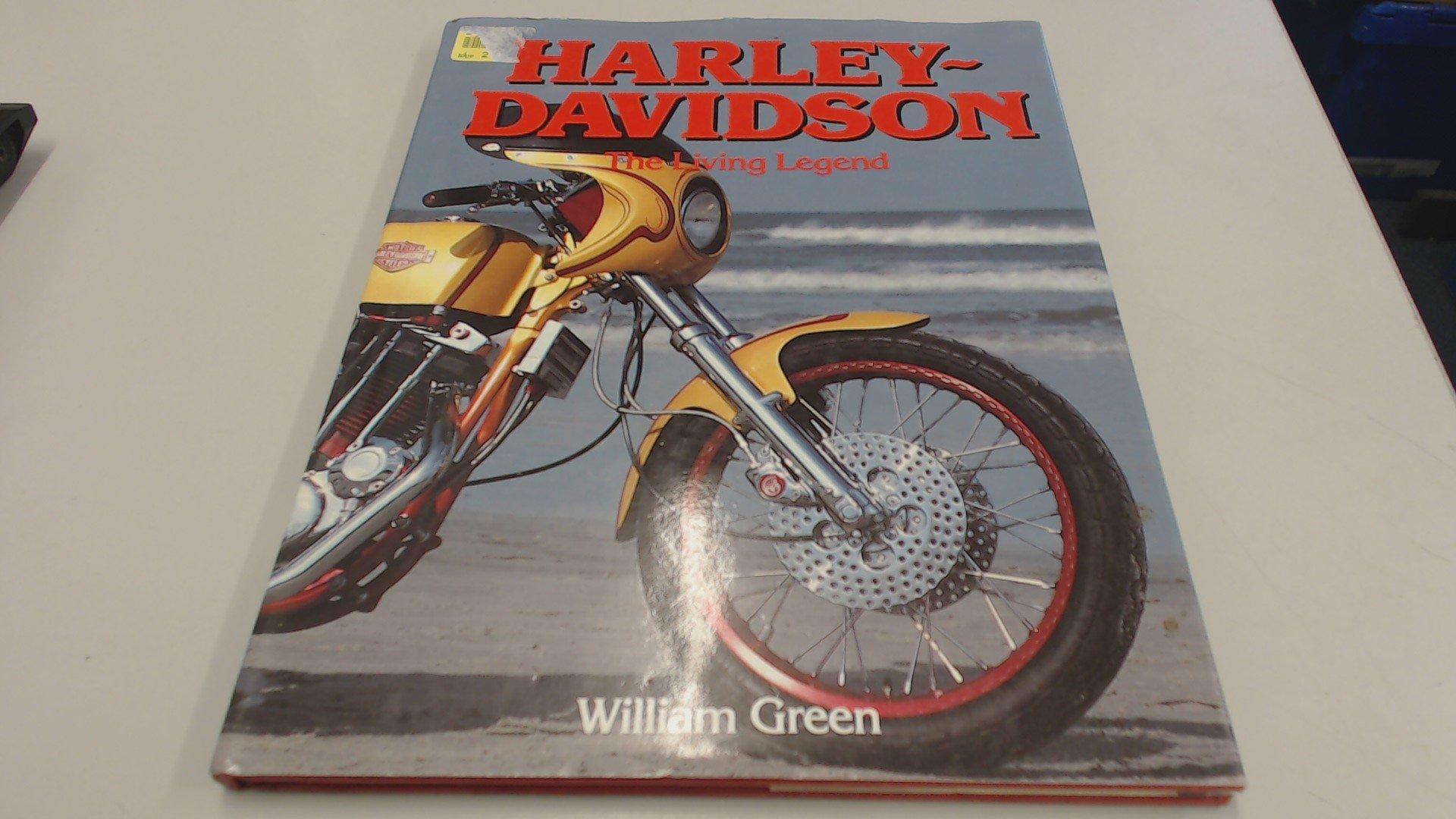 Harley Davidson the Living Legend