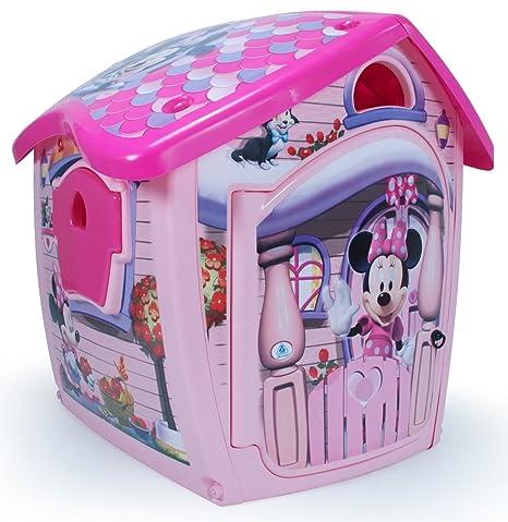 INJUSA - 20341 - Maison De Jardin - La Maison Magique De Minnie Bow ...