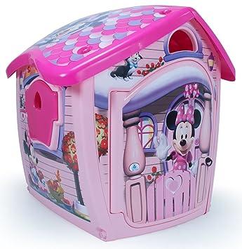 Injusa 20341 - Maison De Jardin - La Maison Magique De Minnie Bow ...