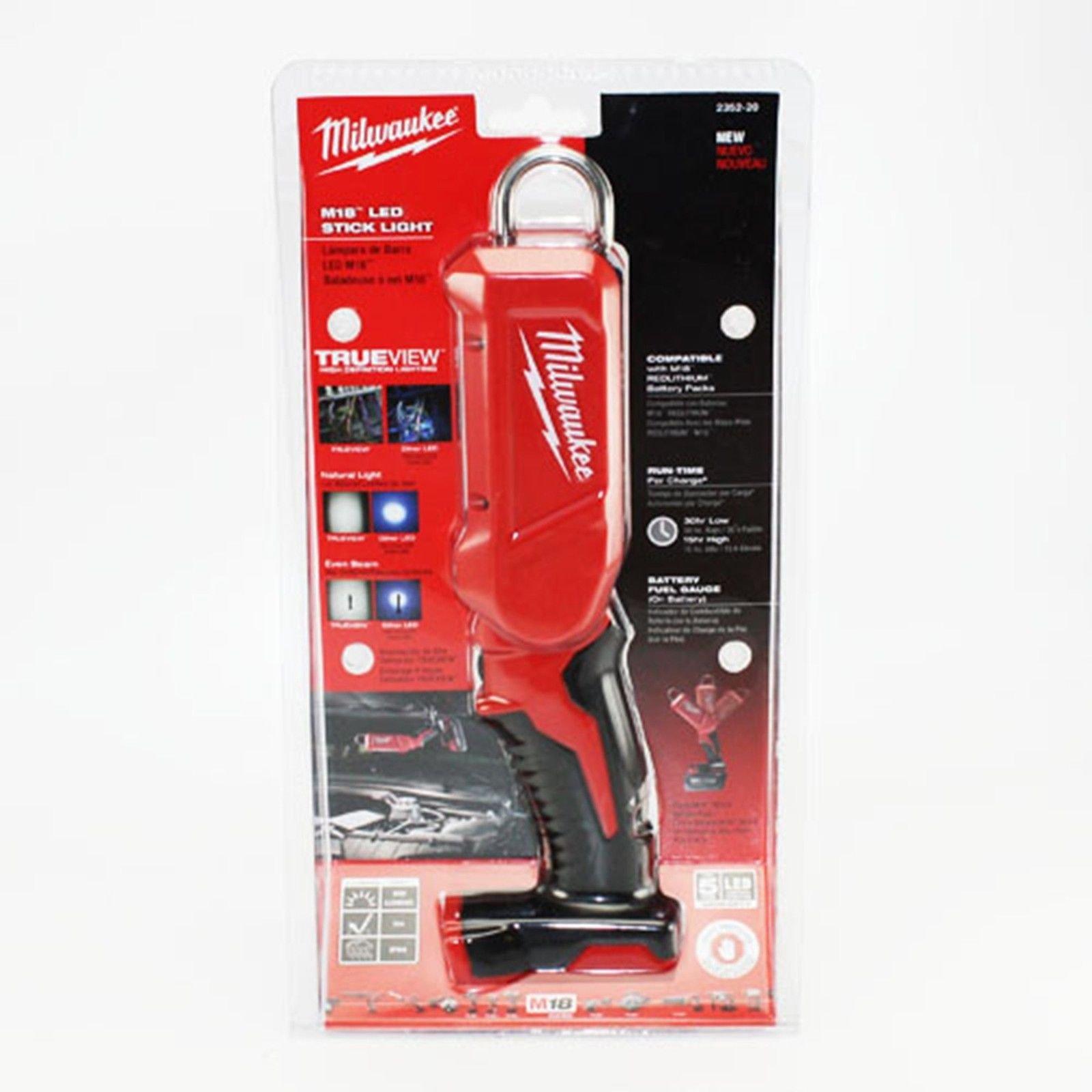 Milwaukee Tool 2352-20 M18 LED Stick Light ,product_by: pandorasoem_105121936939095 by Jonyandwater