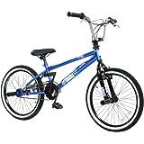 """deTOX Freestyle, vélo BMX 20"""" pour enfants, débutants à partir de 130cm, 7 ans"""