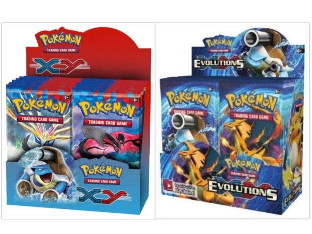 Amazon.com: Pokemon juego de cartas coleccionables XY Base ...