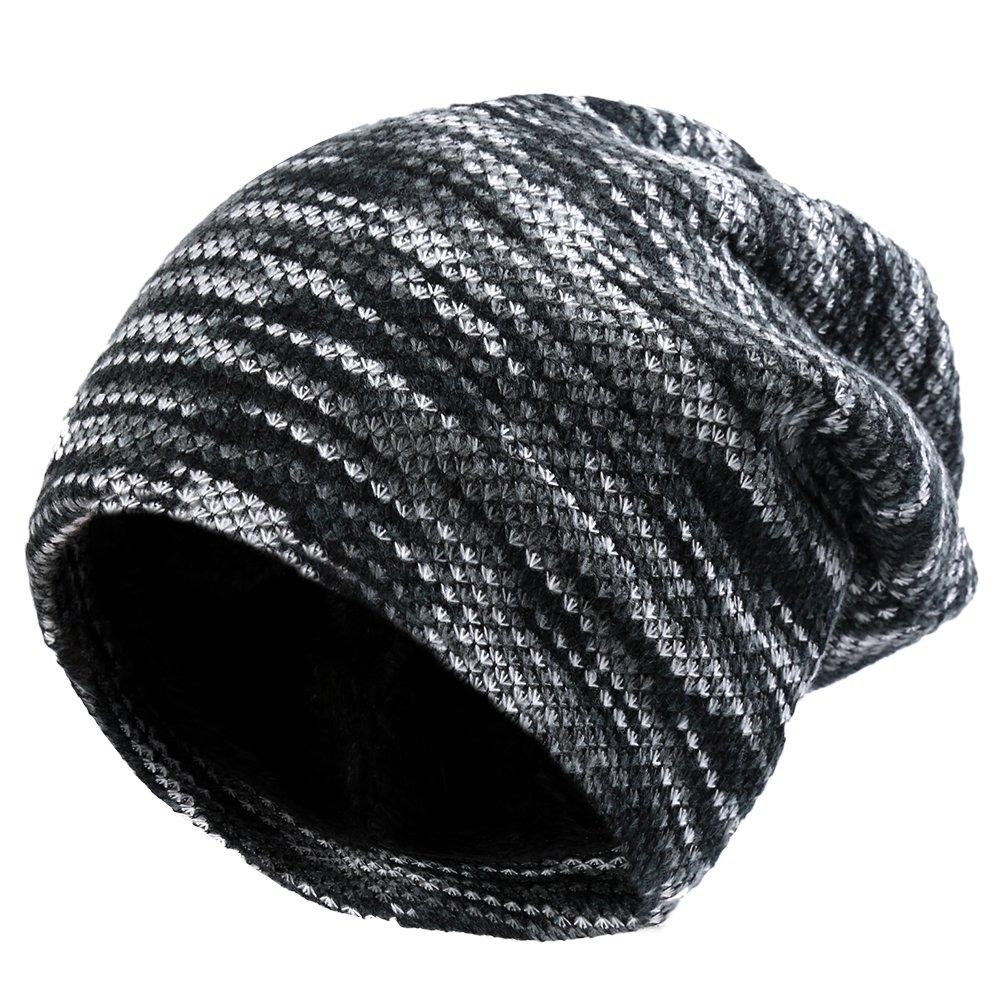 Vbiger Beanie Cappelli Invernali Berretti in Maglia Cappelli da Uomo e Donna