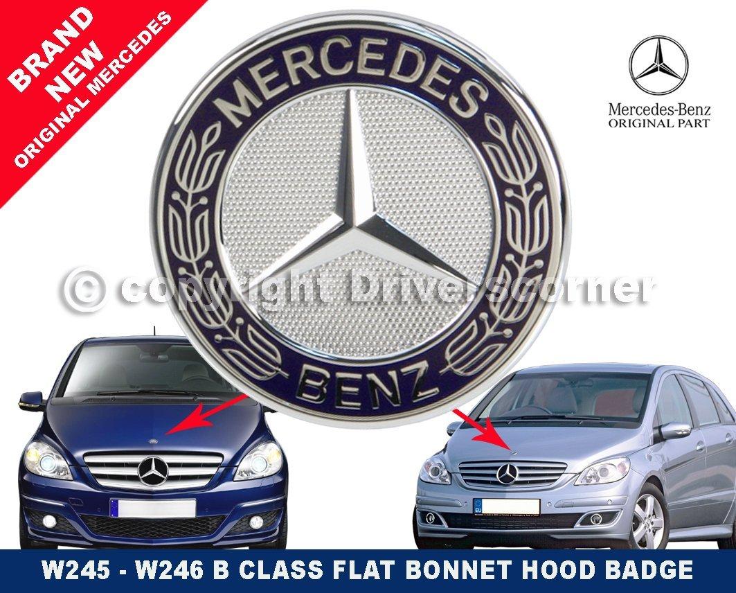 Genuine Mercedes-Benz BADGE A 207 817 03 16 207-817-03-16