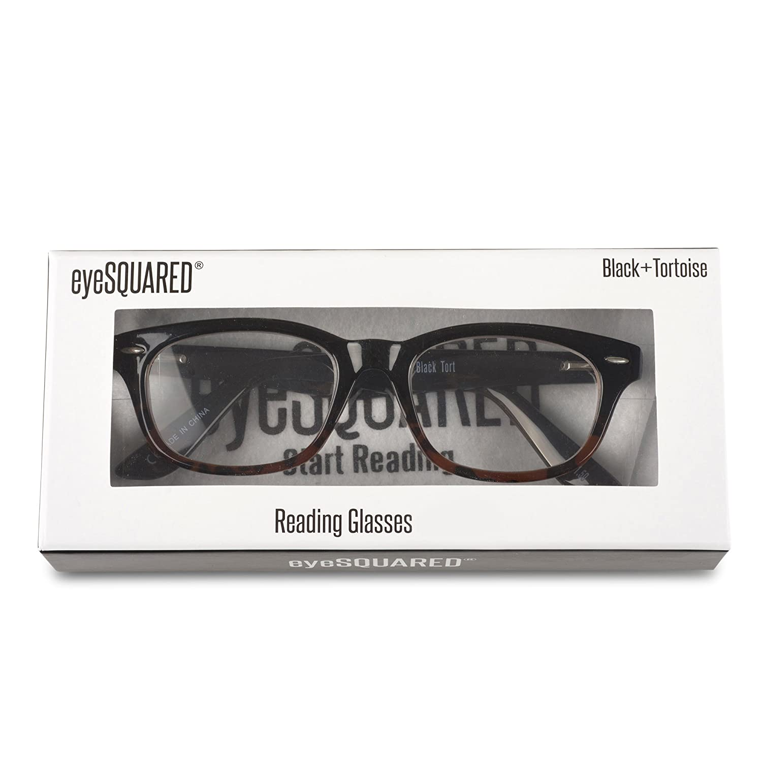 ff161b90279 Amazon.com  Reading Glasses for Women and Men  Designer Readers with Stylish  Frames  Clothing