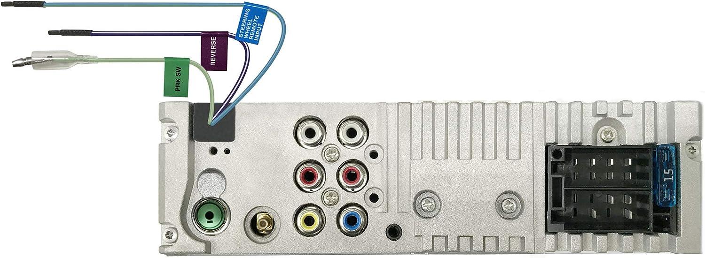 Autorradio Multimedia JVC KD-X561DBT Mechless, 1 DIN