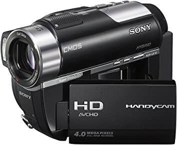Amazon Com Sony Hdr Ux10 4mp Dvd High Definition Handycam Camcorder With 15x Optical Zoom Discontinued By Manufacturer Hd Dvd Camcorder Camera Photo