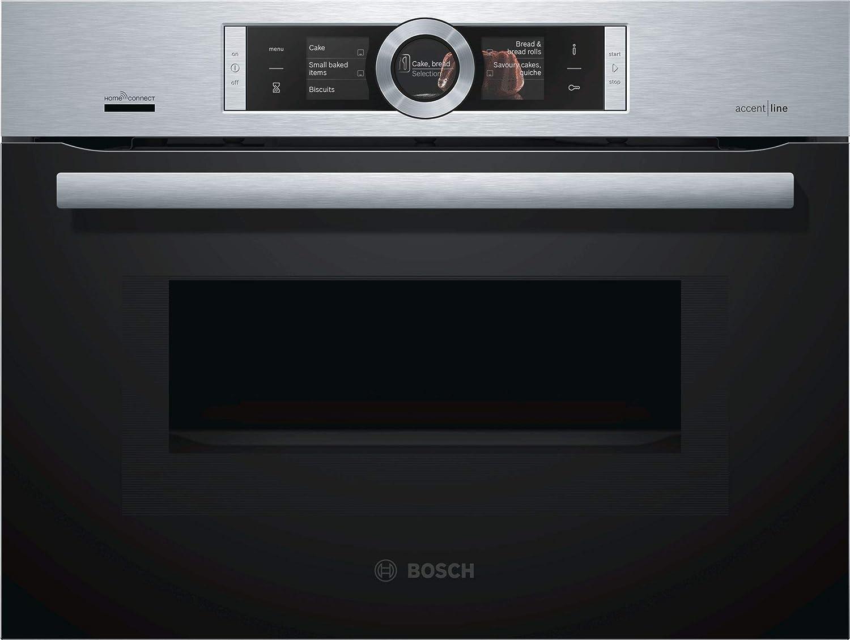 Bosch cmg8764s6 Productos aktbac Minihorno con microondas, serie 8 ...