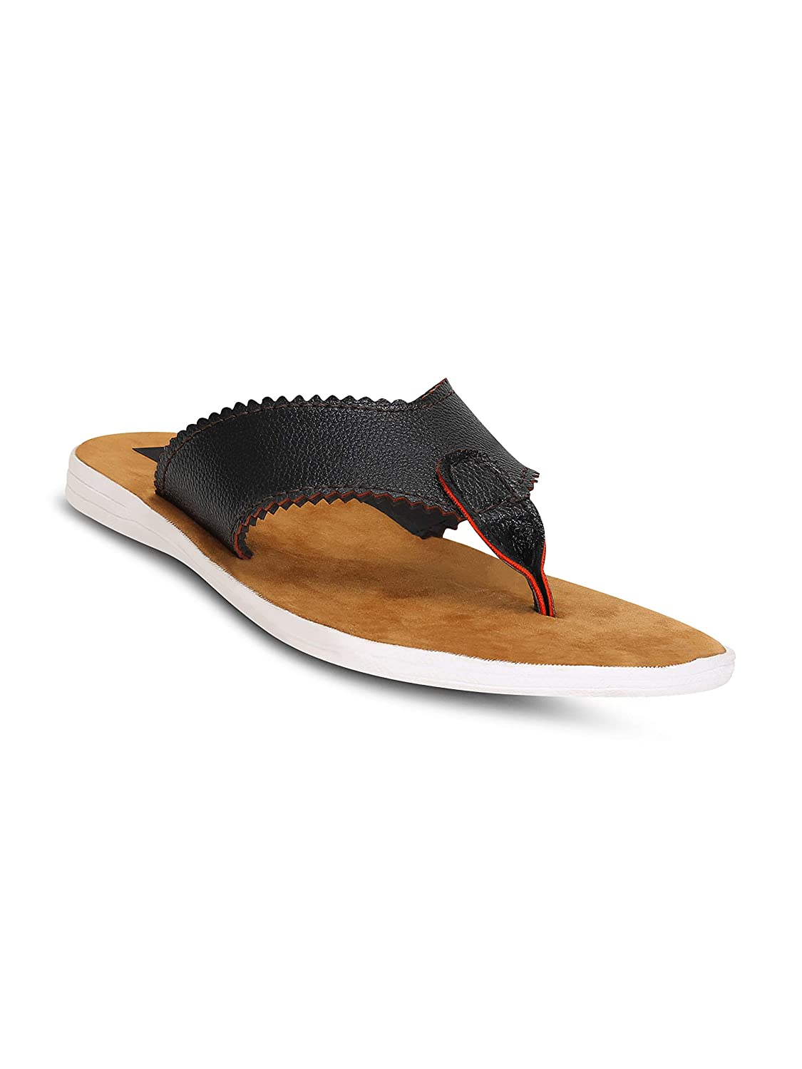 0fc22ff823df59 Kielz Men s Synthetic Sandals  Buy Online at Low Prices in India - Amazon.in