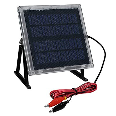 Mighty Max Battery 12V Solar Panel Charger for 12V 7Ah Sunbright 6-FM-7.0 Battery Brand Product: Electronics
