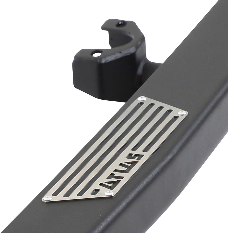 Smittybilt 76897 XRC Rock Slider with Step for 2-Door Jeep Wrangler
