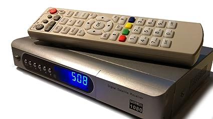 amazon com dvb s2 hd satellite receiver free to air fta with ac3 rh amazon com