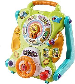 Amazon.com: Juguetes Syhks 3 en 1 bebé sentado a pie ...