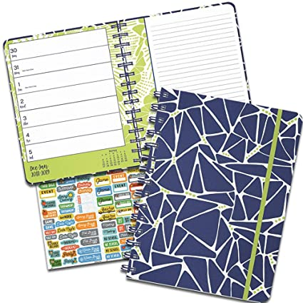 Amazon.com : Modern Art Weekly Planner 2019 Set - Deluxe ...