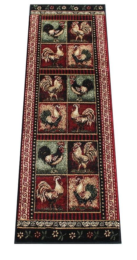 mat modern contemporary rug hd ebay accent dd itm runner carpet geometric area