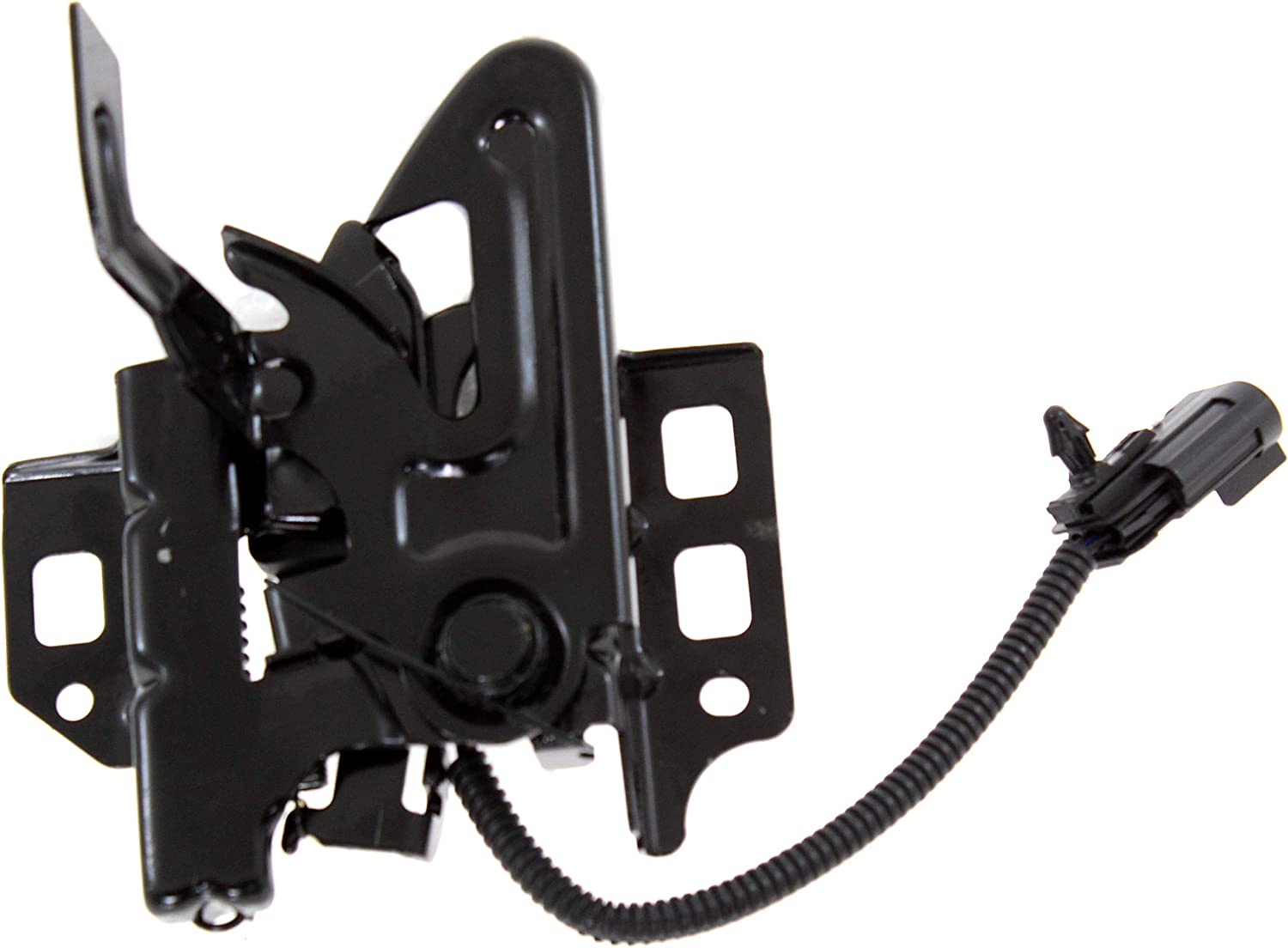 Hood Latch Compatible with 2007-2012 GMC Acadia with Remote Start