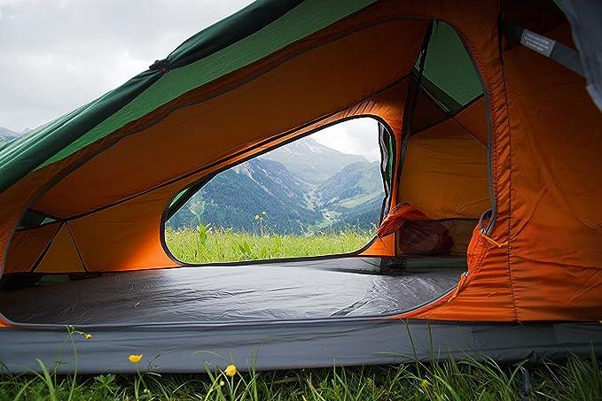 Vango Banshee 200 Tent One Size Tunnel Style Waterproof Light Twin Flysheet Door
