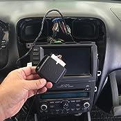 Amazoncom GROM Audio HONA Select Honda Acura MP Smartphone - 2004 acura tsx aux input