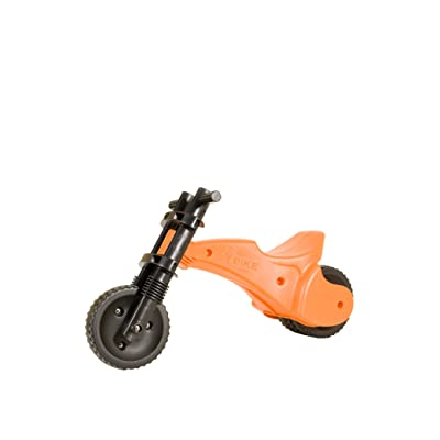 YBIKE Balance Bike - Orange - The Toddler Walking Bike: Industrial & Scientific