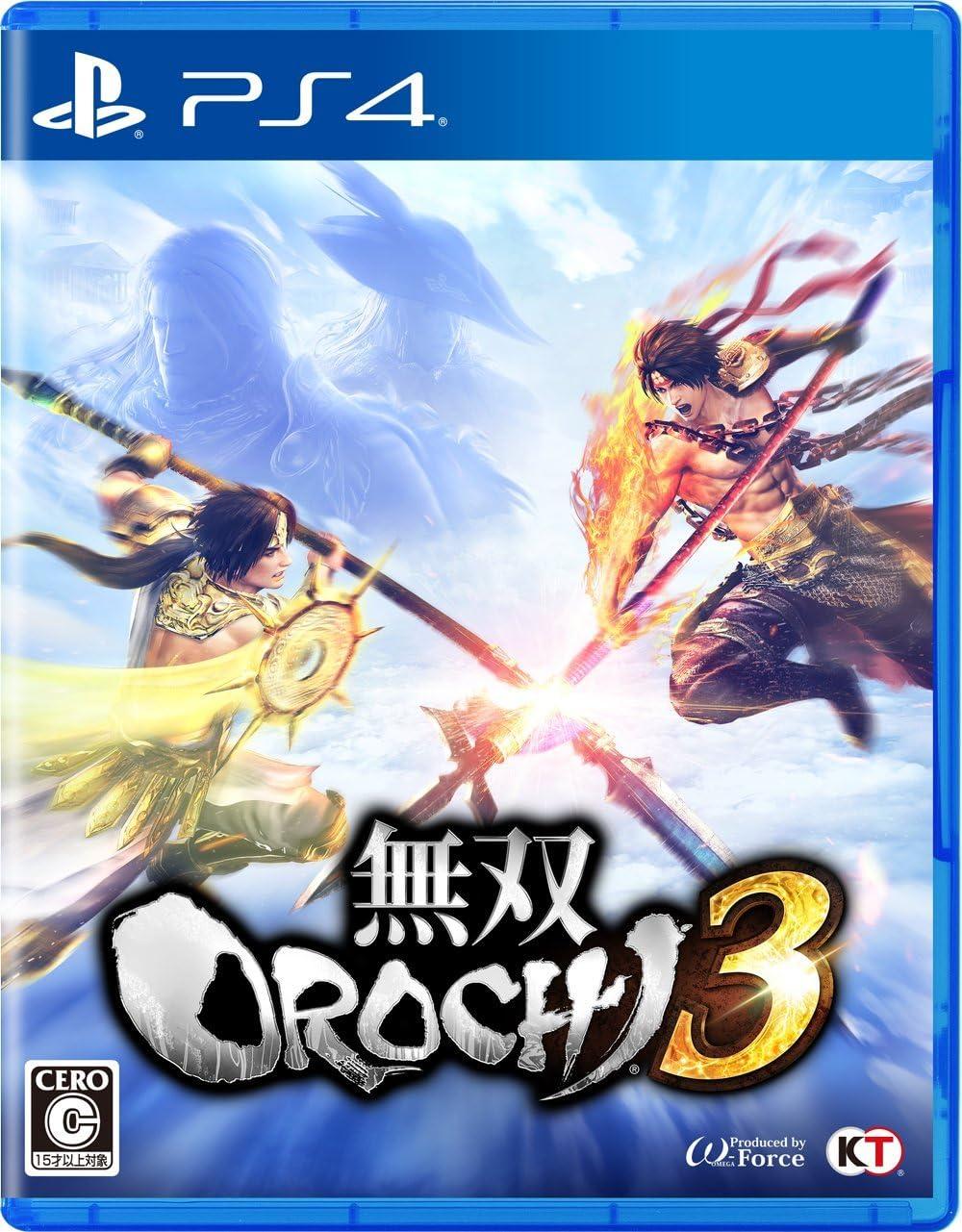 キャラ 無双 最強 orochi3 ultimate
