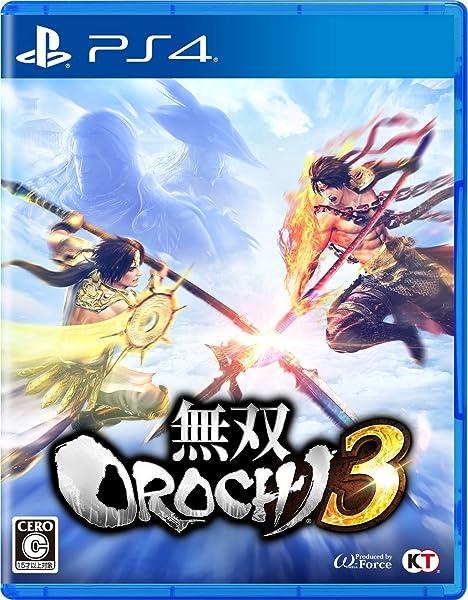 無双OROCHI3 (初回封入特典(特典衣装「徐庶」「石田三成」「妲己」) 同梱)