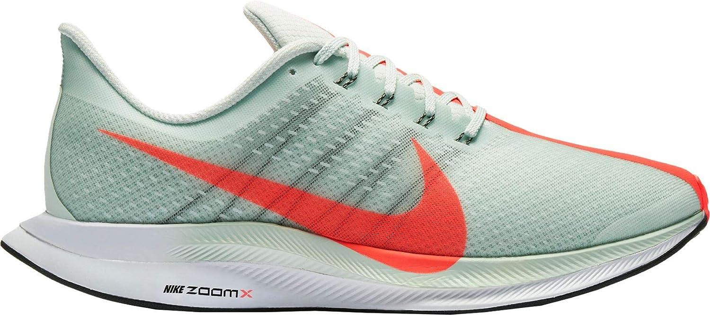 758e29fd9 Nike Men's Zoom Pegasus 35 Turbo, Barely Grey/HOT Punch-Black, 9.5 M US:  Amazon.com.au: Fashion