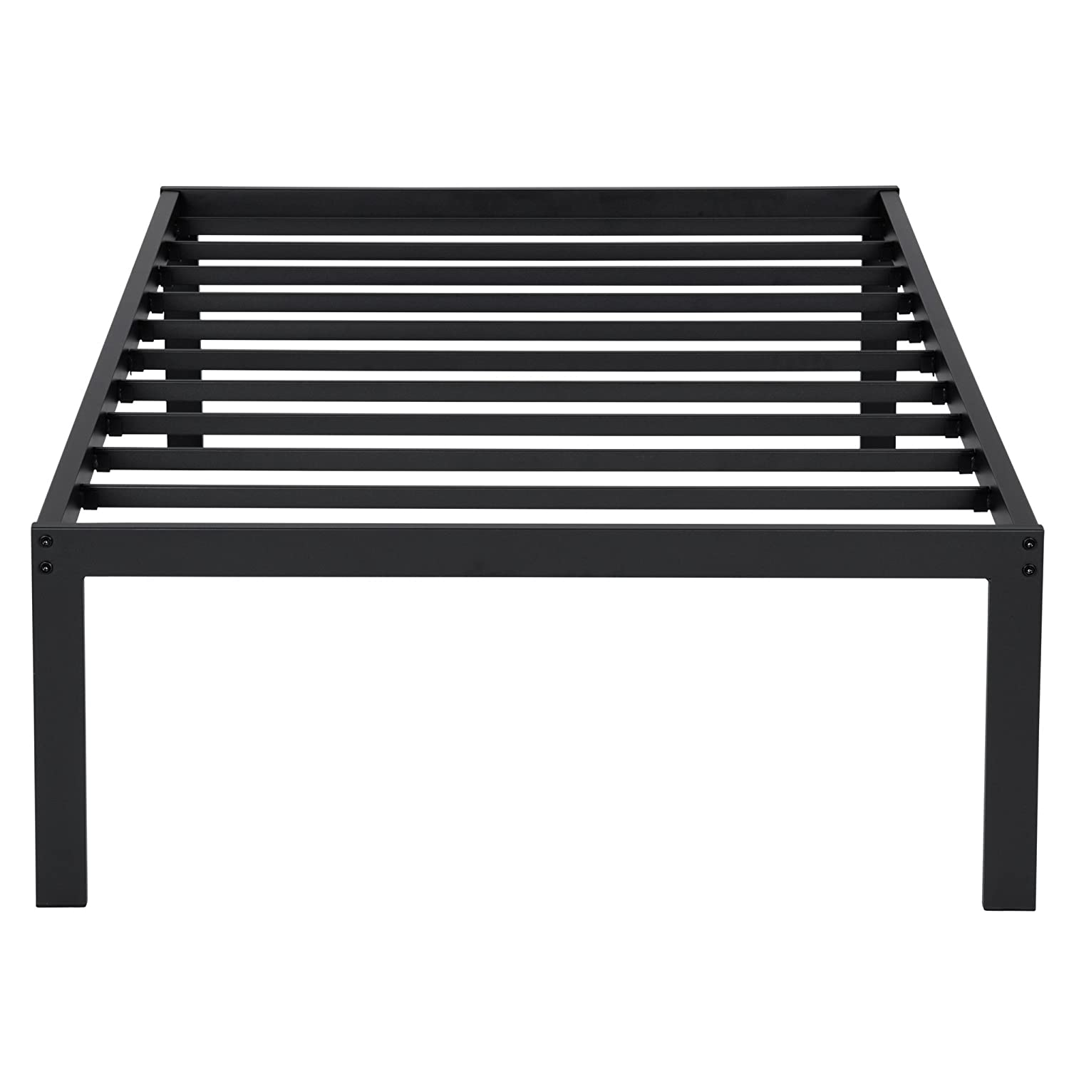 Olee Sleep Bed Frame, Black