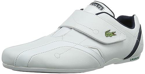 Lacoste Protect CRT Zapatillas de hombre, color blanco, talla 40.5 EU: Amazon.es: Zapatos y complementos