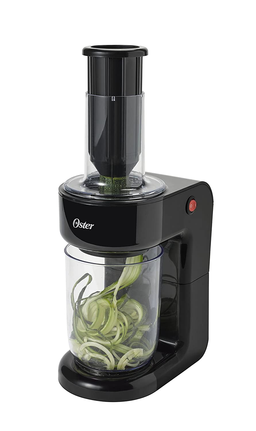Oster FPSTES1000 Black Electric Spiralizer 1