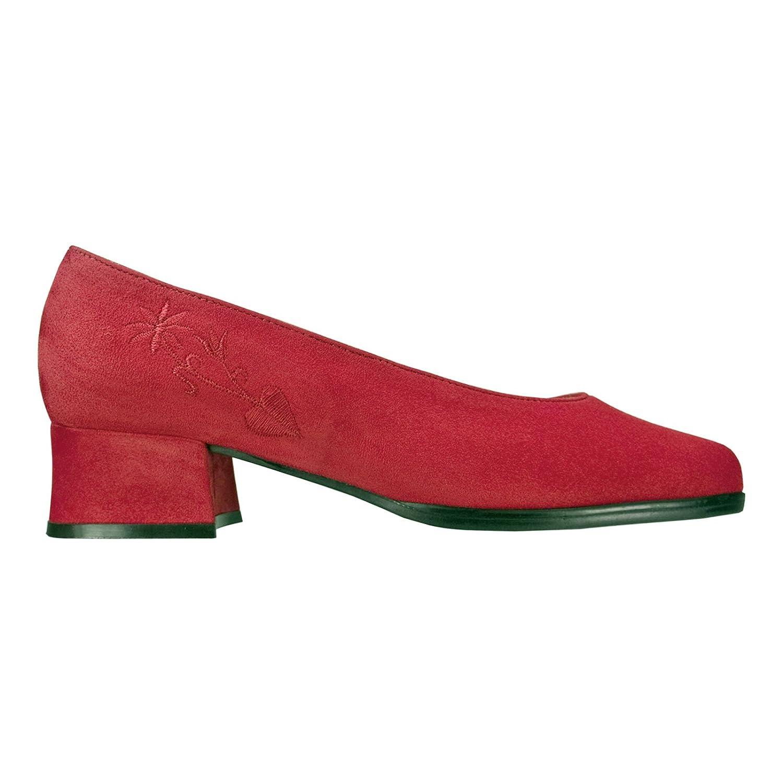 SCHAPURO 10119-400 10119-400 10119-400 Damen Schuhe Premium Qualität Trachten Pumps 363443