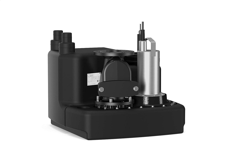 Wilo Drainlift M 1/8 RV Abwasserhebeanlage mit Rückflussverhindeer für die Förderung von fäkalienhaltigem Abwasser - Fäkalienhebeanlage Test