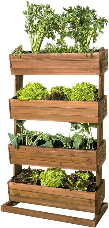 Unbekannt Vertical Bancal – Mesa para Plantas aromáticas. Real ...