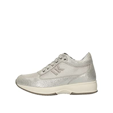 Lumberjack SW01305 008 R82 Sneakers Donna Argento 35 45984e2fa9a