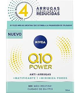 Nivea Q10 Plus Anti-Arrugas - Crema para cuidado de día para piel mixta -