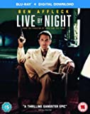 Live By Night [Blu-ray + Digital Download] [2017]