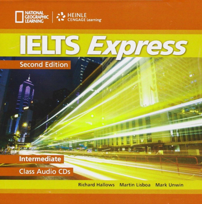IELTS Express Intermediate Class Audio CDs: Mark Unwin ...