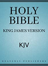 King James Version Study Bible, Holy Bible for Kindle * Touch + Click Chapter Links * All Word Search (KJV)
