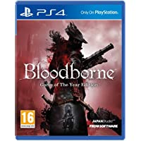 Bloodborne PS4 Game of the Year Edition