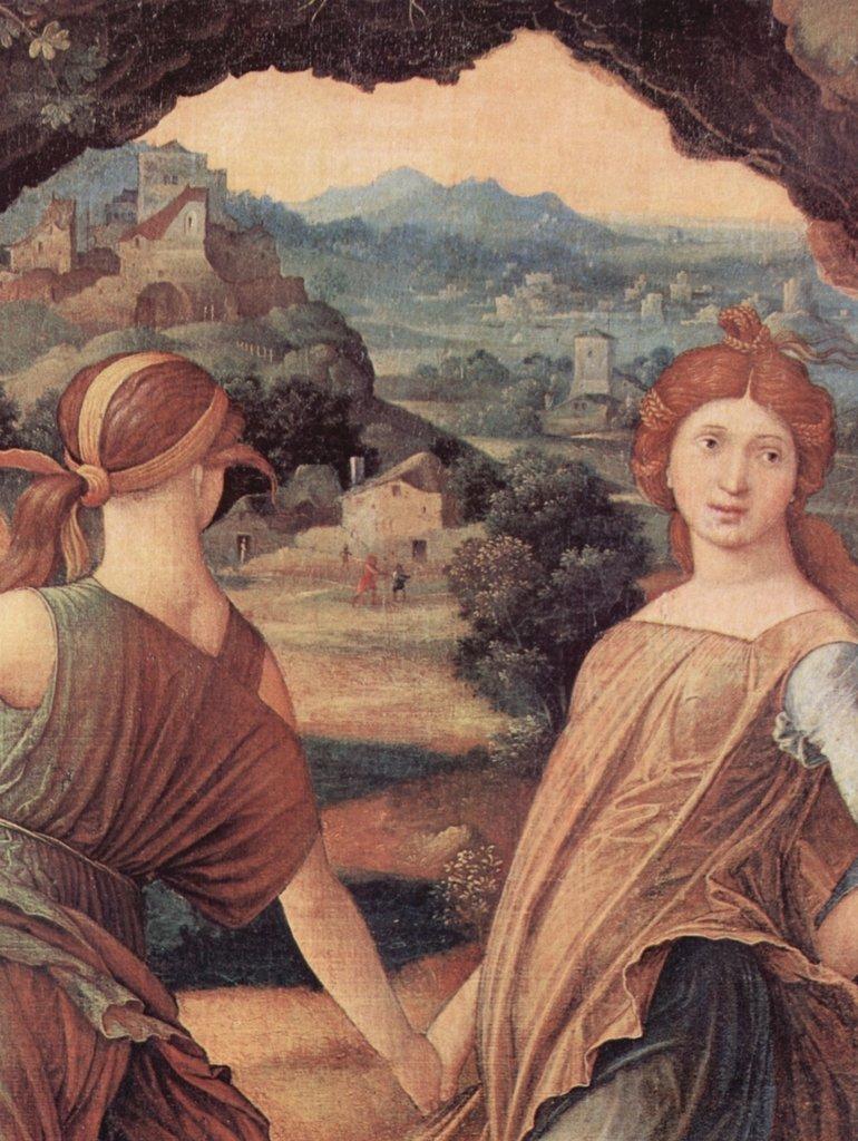 Lais Lais Lais Puzzle Andrea Mantegna - Der Parnaß, Detail 2000 Teile 1a14f7