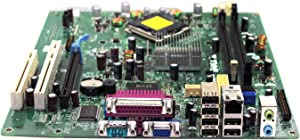 Dell Genuine Optiplex 380 Motherboard 0HN7XN, HN7XN (Renewed)