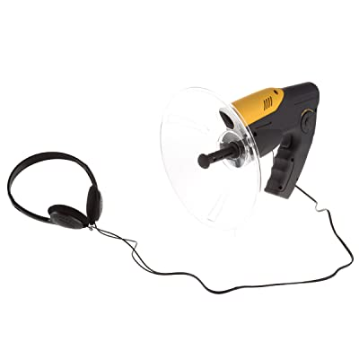 TMG Electronic Kids Spy Listening Device - Works for Sounds up to 200 Feet Away!: Toys & Games