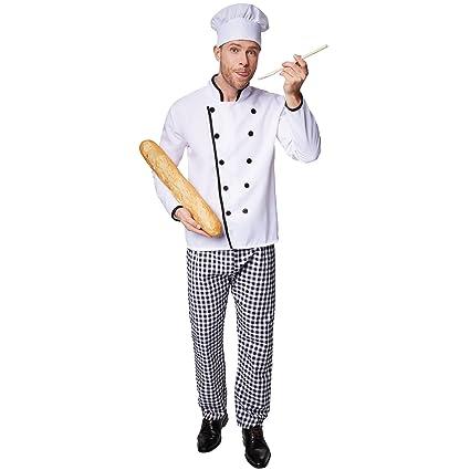 dressforfun Costume da uomo chef  a32041060739