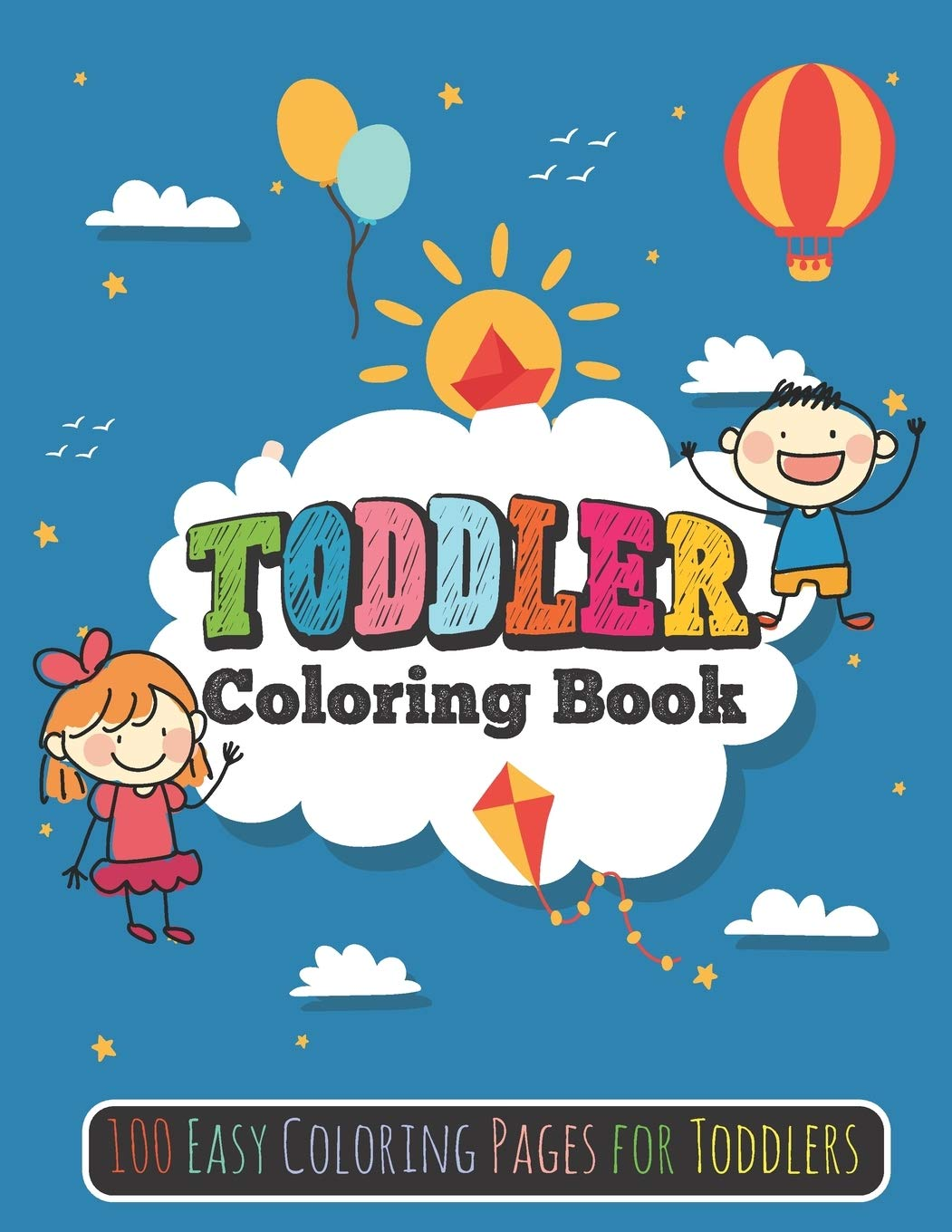 10+ Trendy Easy Coloring Pages  To Get Inspired