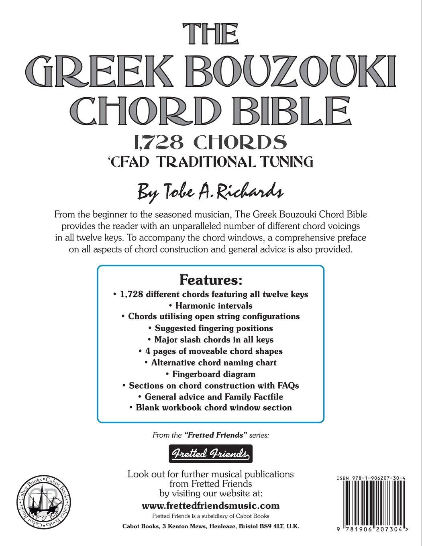 Amazon the greek bouzouki chord bible cfad standard tuning amazon the greek bouzouki chord bible cfad standard tuning 1728 chords fretted friends 9781906207304 tobe a richards books hexwebz Gallery