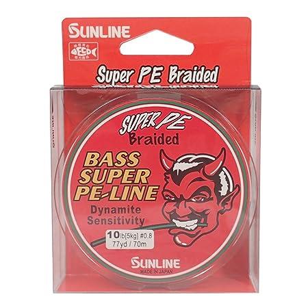 SUNLINE/サンライン バススーパーPEライン 10-16lbの画像