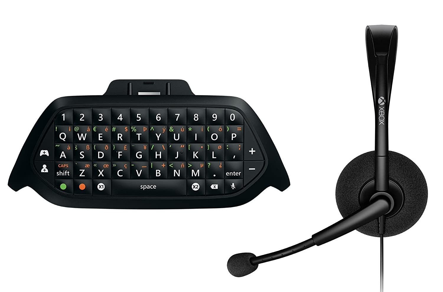 Xbox One Chatpad with Chat Headset: Amazon co uk: PC & Video