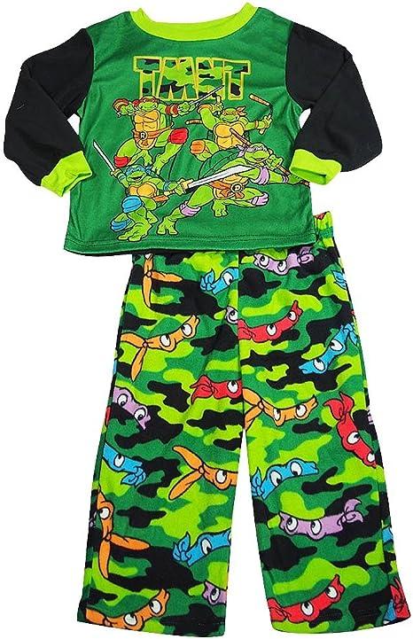 Amazon.com: Teenage Mutant Ninja Turtles – Little Boys LS ...